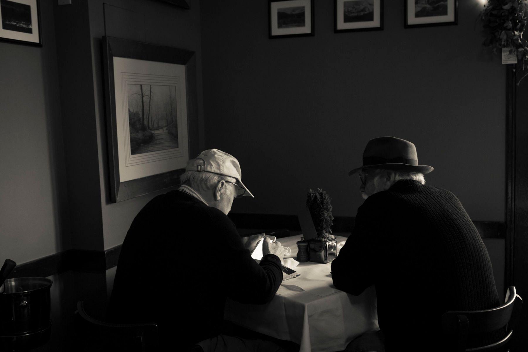 Balboa Cafe Conversations