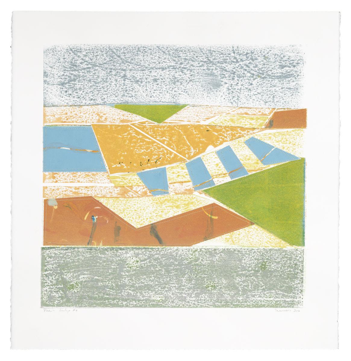 Patchwork Landscape #6