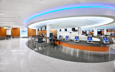Los Angeles International Airport- Alaska Airlines Terminal 6 Renovation