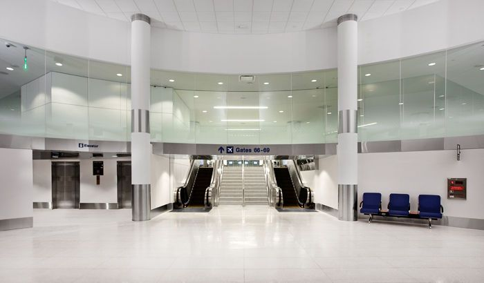 Los Angeles International Airport- Alaska Airlines Terminal 6 Renovation