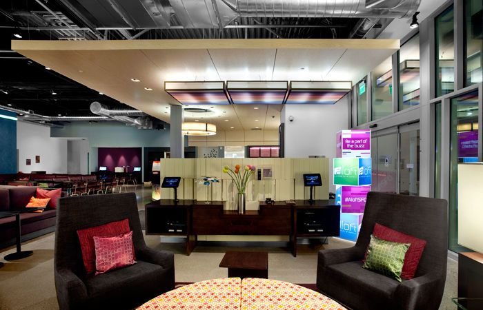 aLOFT Hotel San Francisco AirportMillbrae CA