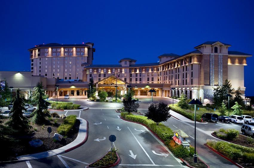 Chukchansi Gold Resort and CasinoCoarsegold CA