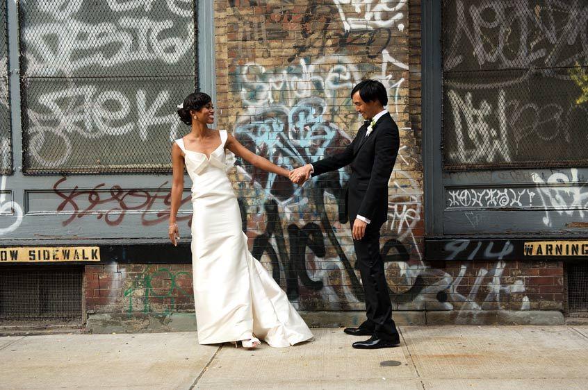 Christin and Terrence, Hosfelt Gallery, New York City