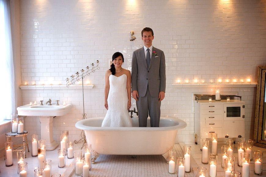 Candice and Jason, Gary's Loft Penthouse wedding, NYC