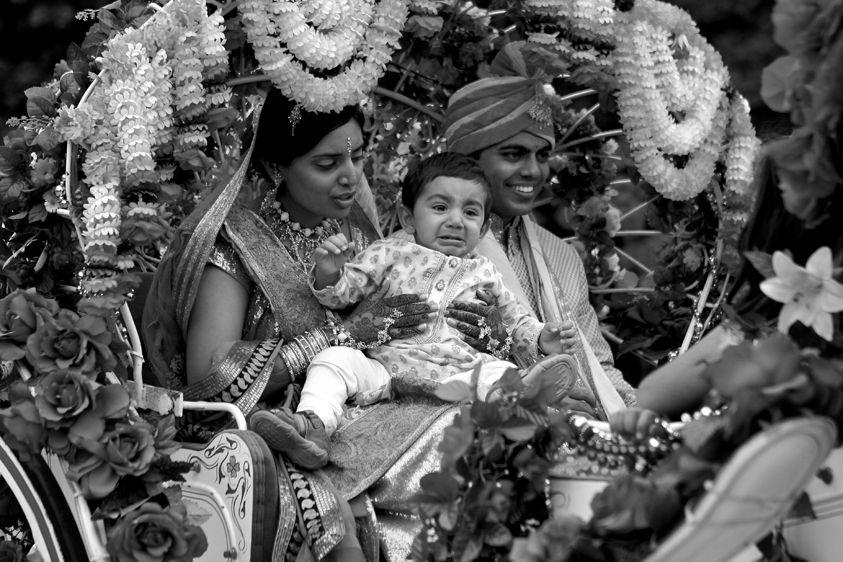 Indian wedding photos, BW wedding photos, Alex Z Photography, NY