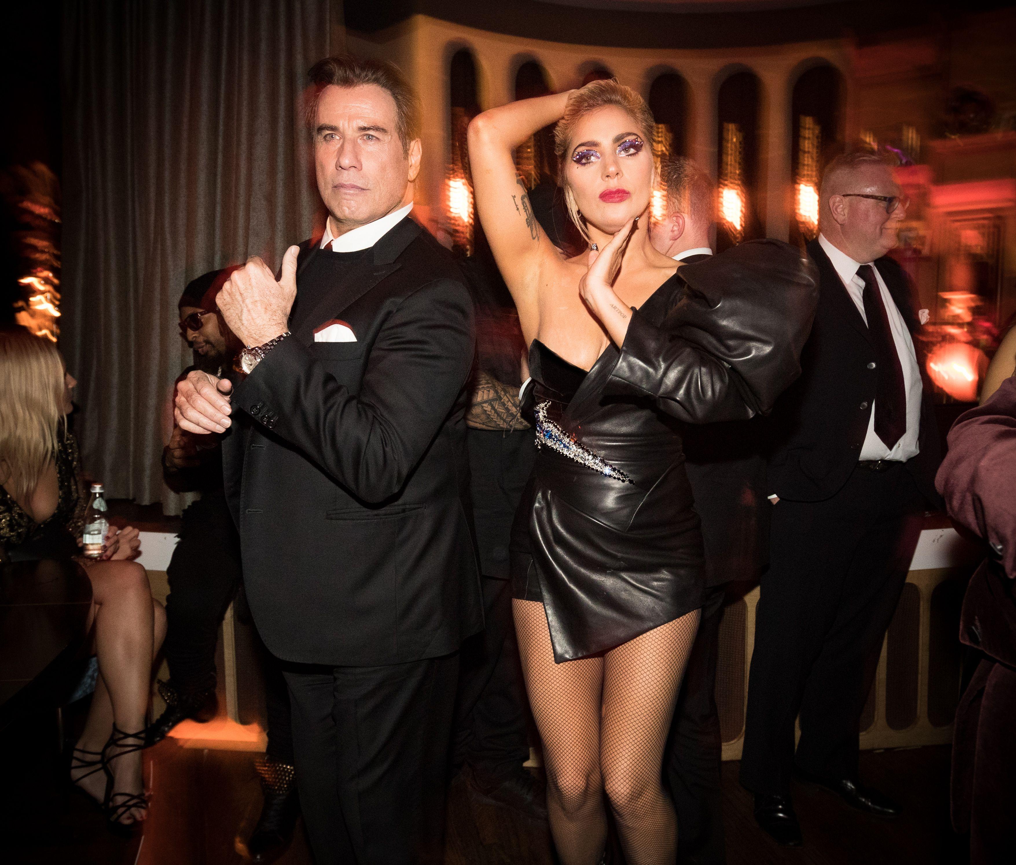 Lady Gaga - John Travolta