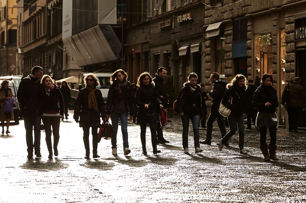 FLORENCE: THE CULTURAL CAPITAL OF EUROPE.