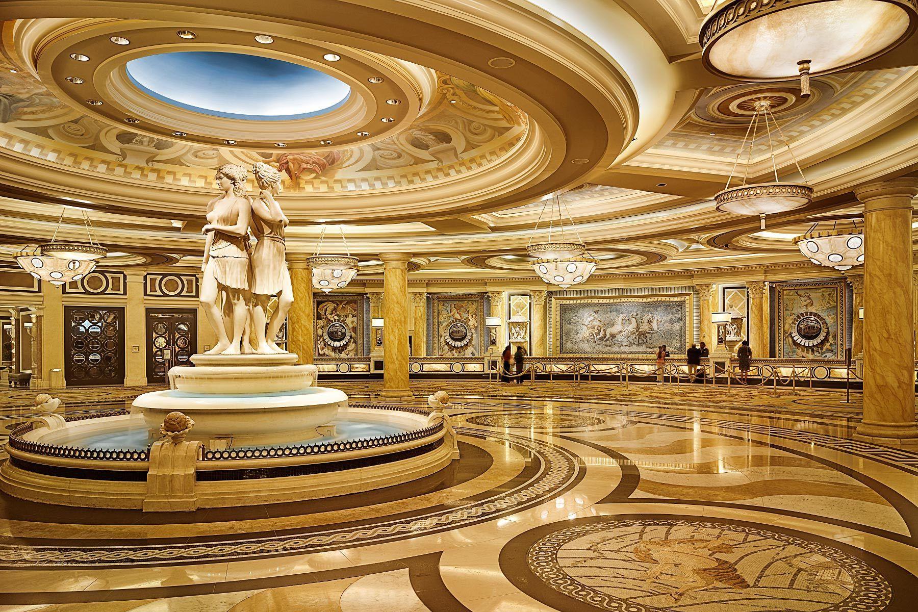 Caesars Palace Hotel Lobby Las Vegas, Nevada