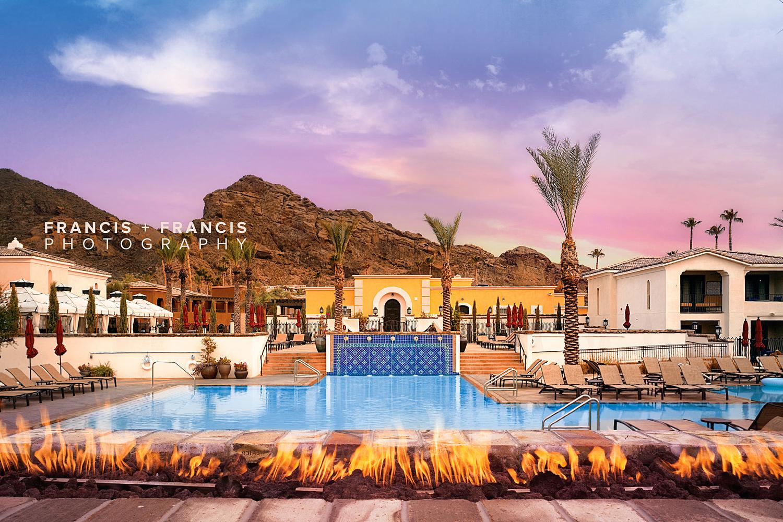Montelucia Intercontinental Resort & Spa, Scottsdale, Arizona