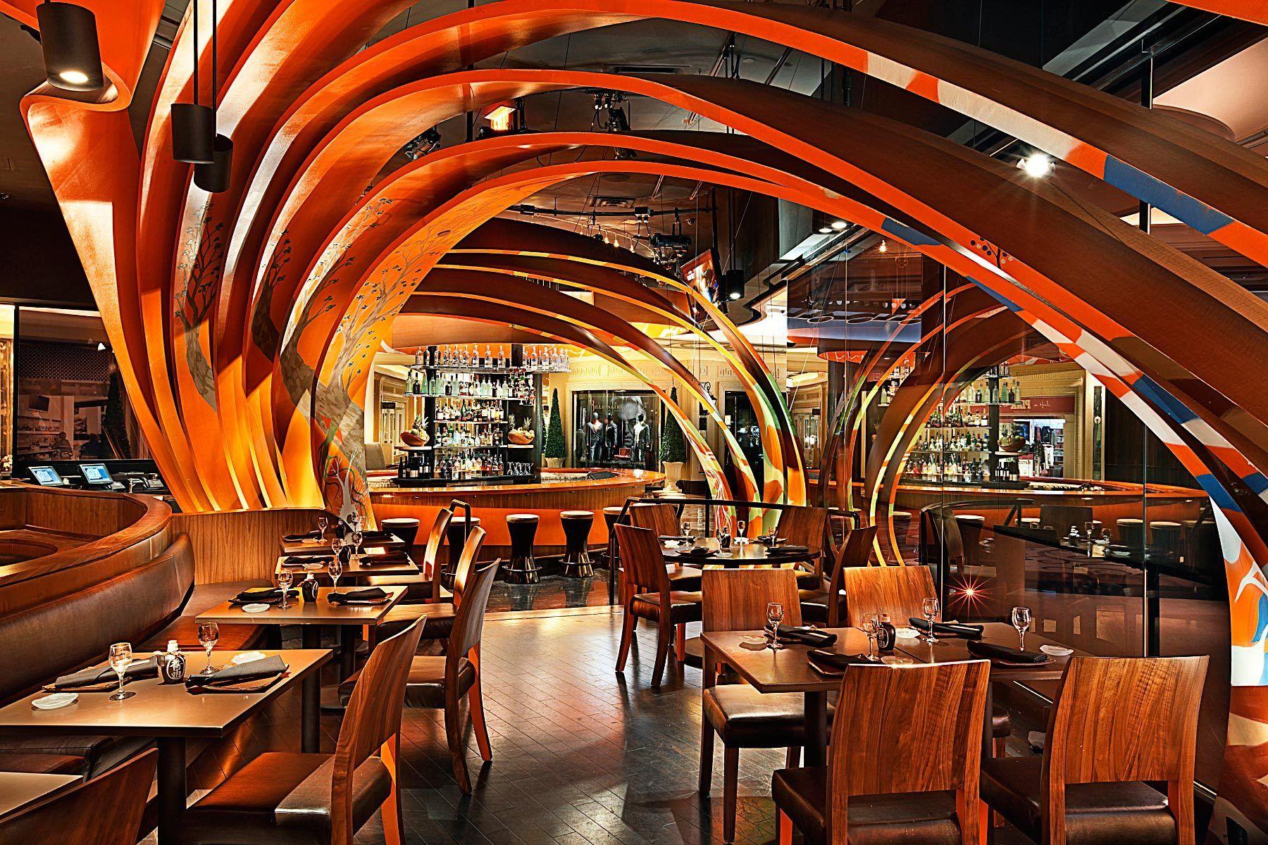 Sushi Samba at Palazzo Las Vegas