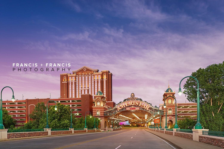 Grand View of Ameristar Resort & Casino, St. Charles