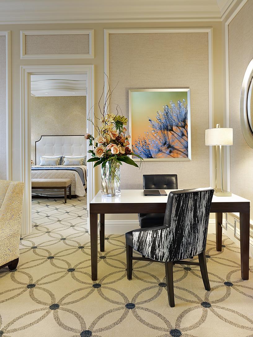 Bellagio Suite at Bellagio in Las Vegas view 2