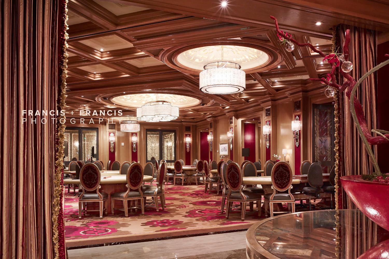 Bellagio Baccarat Room