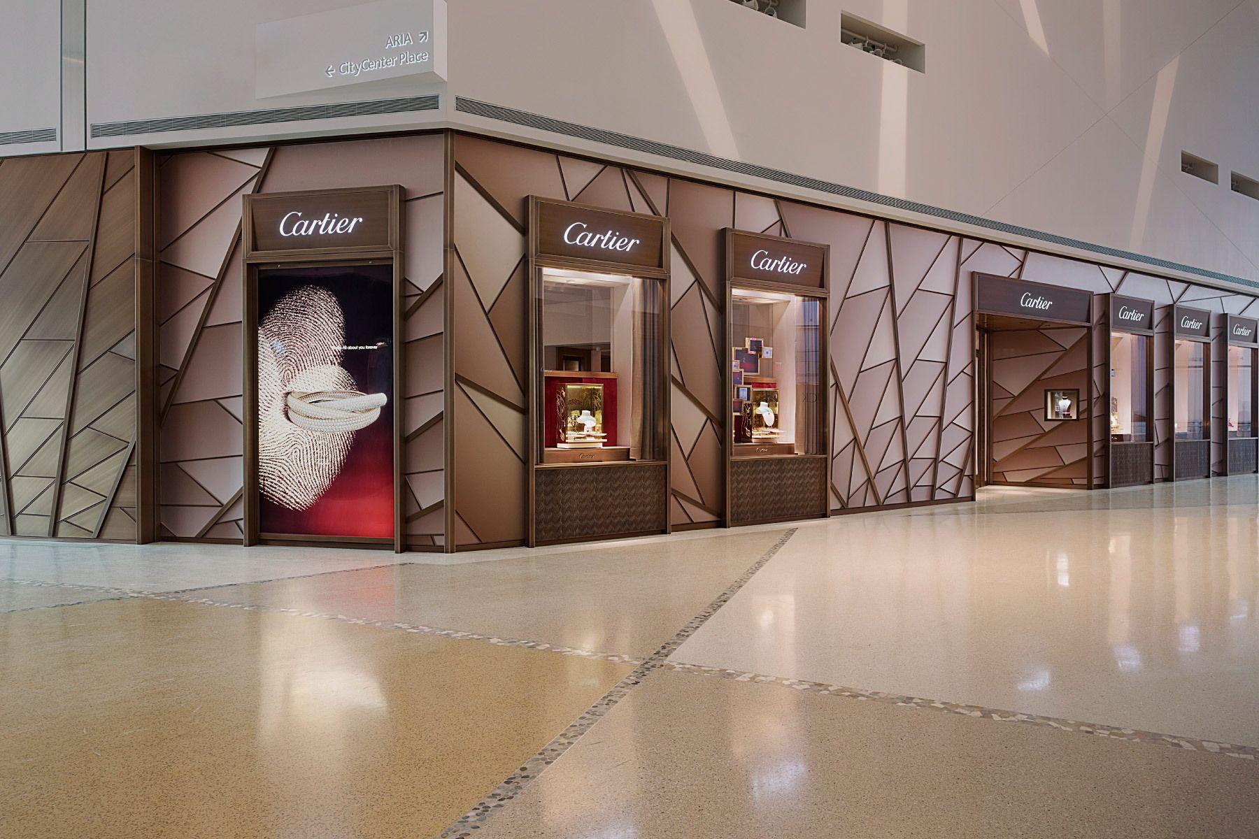 Cartier Facade