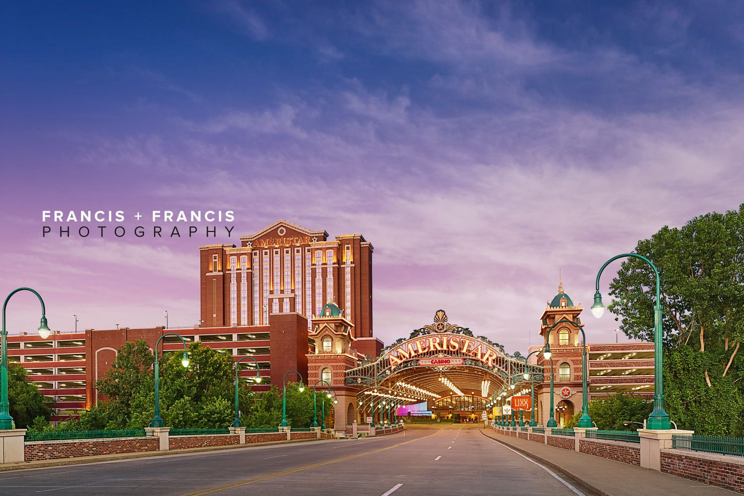 Grand View of Ameristar Resort & Casino, St. Charles