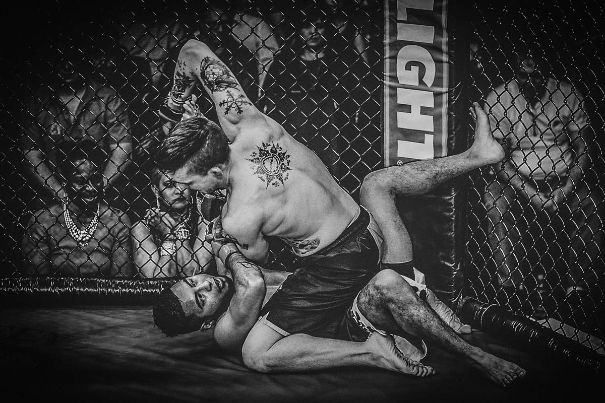 MMA Fighters/Cage Sports, EQC