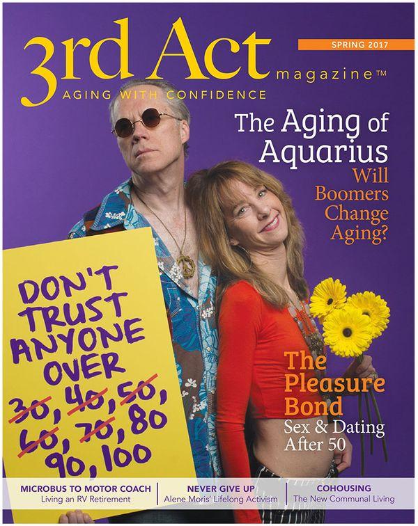 3rd Act Magazine/Nancy & Joe Guppy