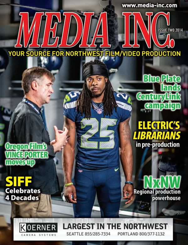 Richard Sherman/Media Inc.