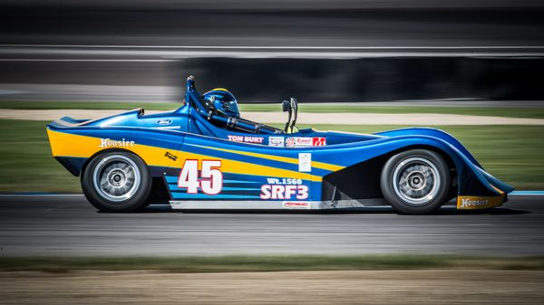 SCCA Run-Off/Indianapolis Motor Speedway