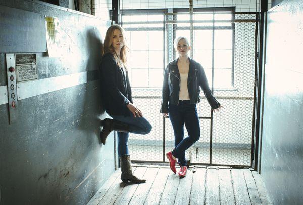 Kristine Carlton & Jenny Mae Miller, Founders of SPS & sewn.tech