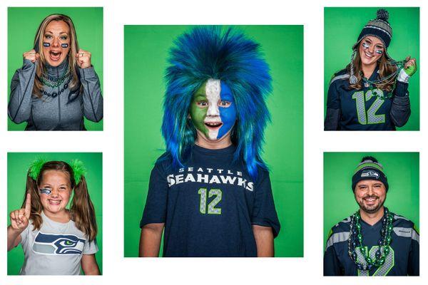 Seahawks Fans/Century Link