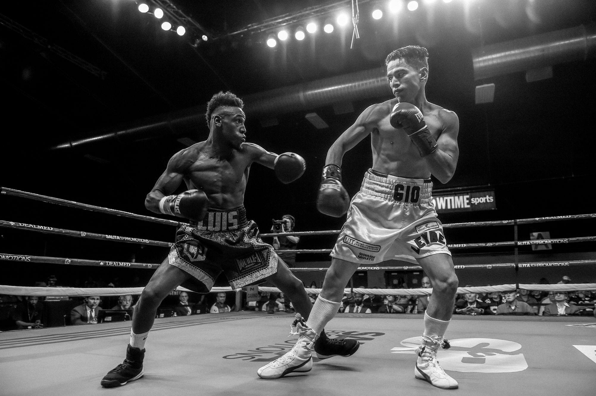 Gio Cabrera, professional boxer, 2019 17-0