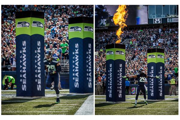 Earl Thomas, Richard Sherman/Seattle Seahawks