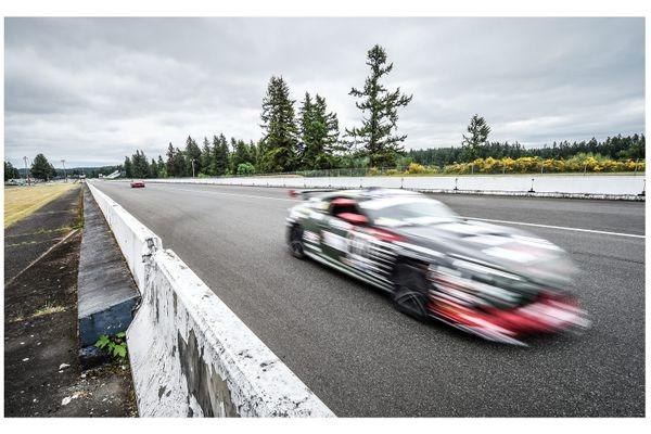 Race Car/Seattle International Raceway