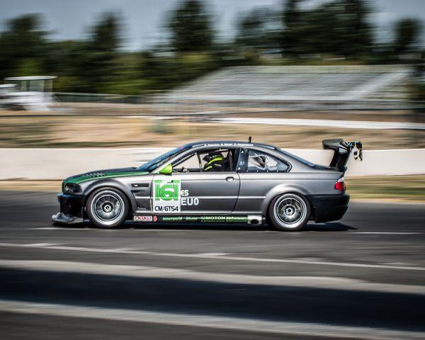 Race Car/Portland International Raceway