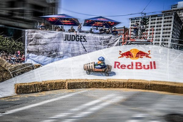 Red Bull/Soap Box Derby