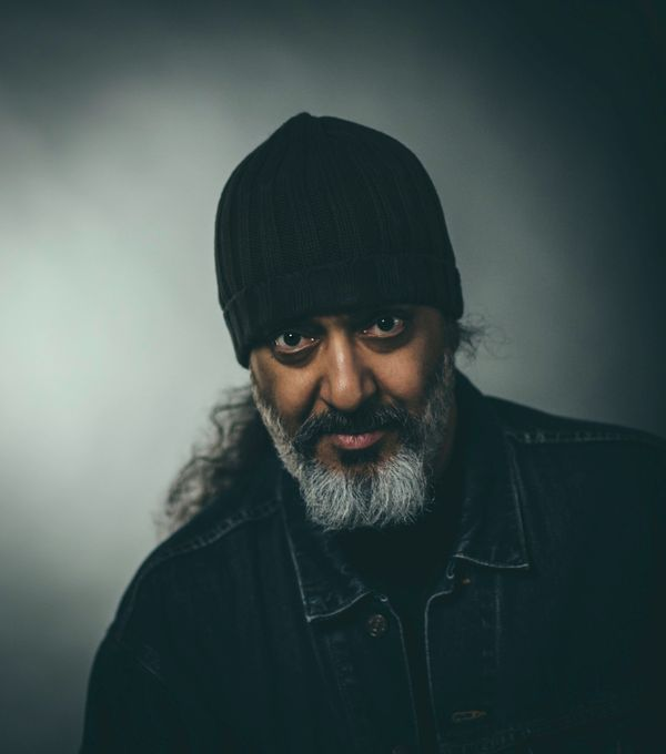 Kim Thayil/guitar player, songwriter, Soundgarden