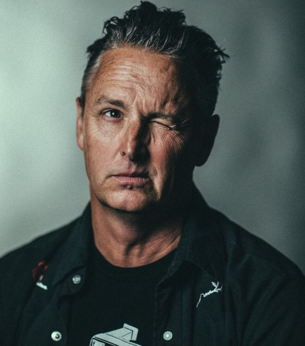 Mike McCready/guitar player, songwriter, Pearl Jam