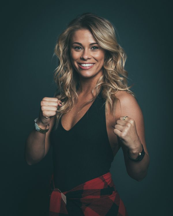 Paige VanZant/MMA Fighter, UFC,  Dancing with the Stars
