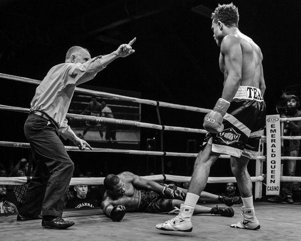 Professional Boxers/EQC/2019