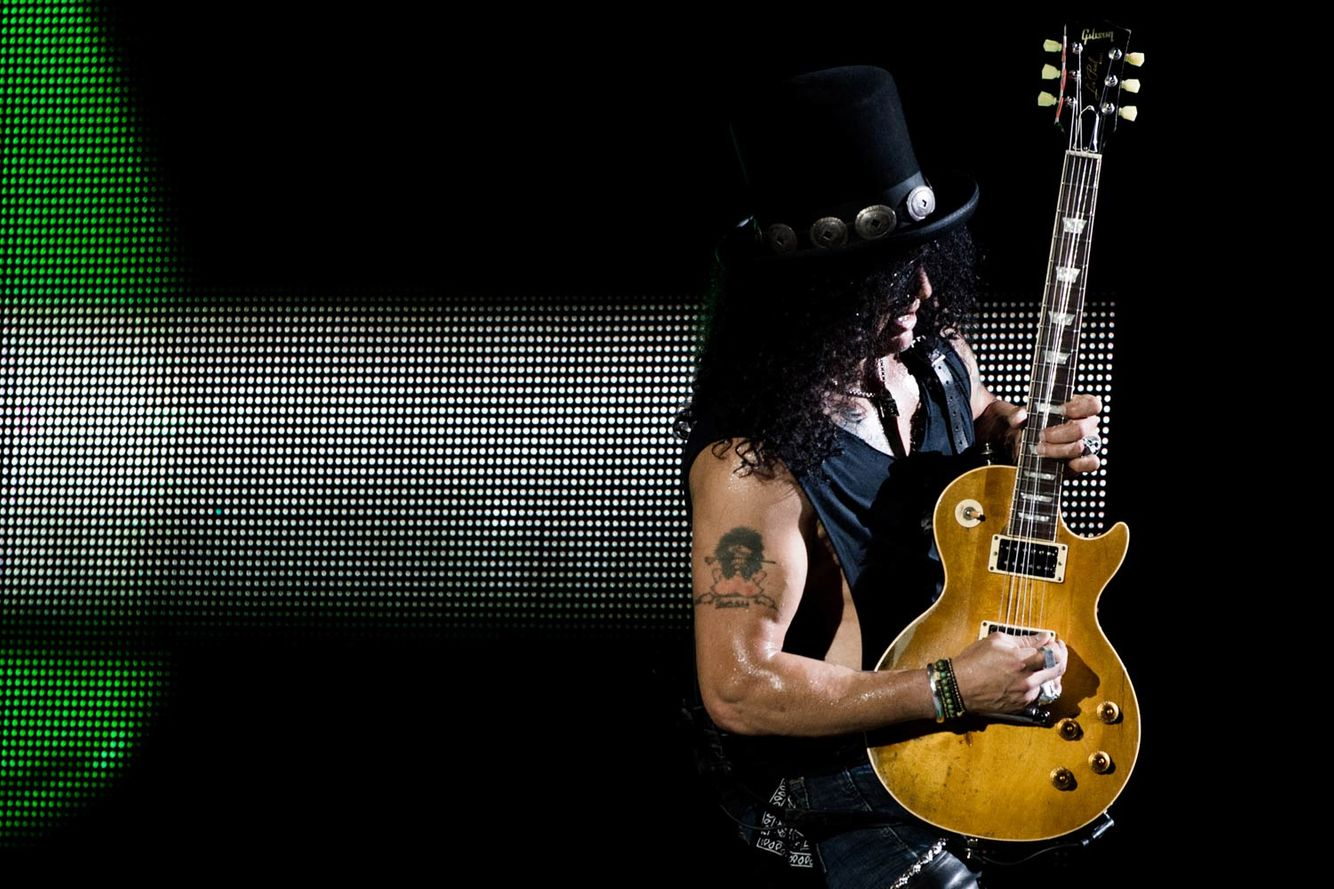 Slash/Guns N' Roses