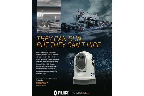 Safe Boats International/Flir  2016