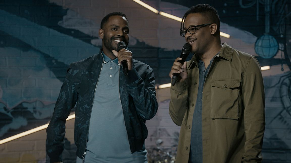 THE NEW NEGROES WITH BARON VAUGHN & OPEN MIKE EAGLE