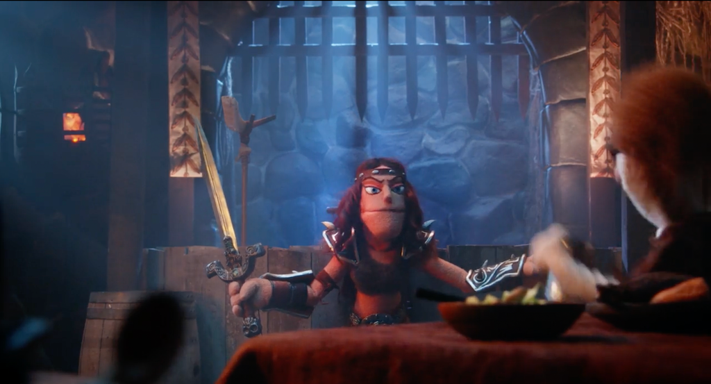 THE BARBARIAN AND THE TROLL // RISE MOTION PICTURE STUDIOS