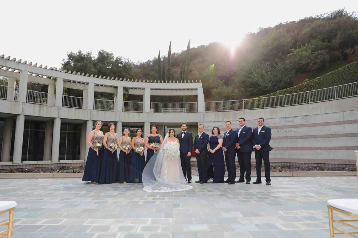Bridal Formals at the Skirball