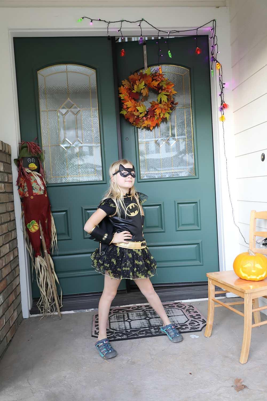 Alex does Halloween