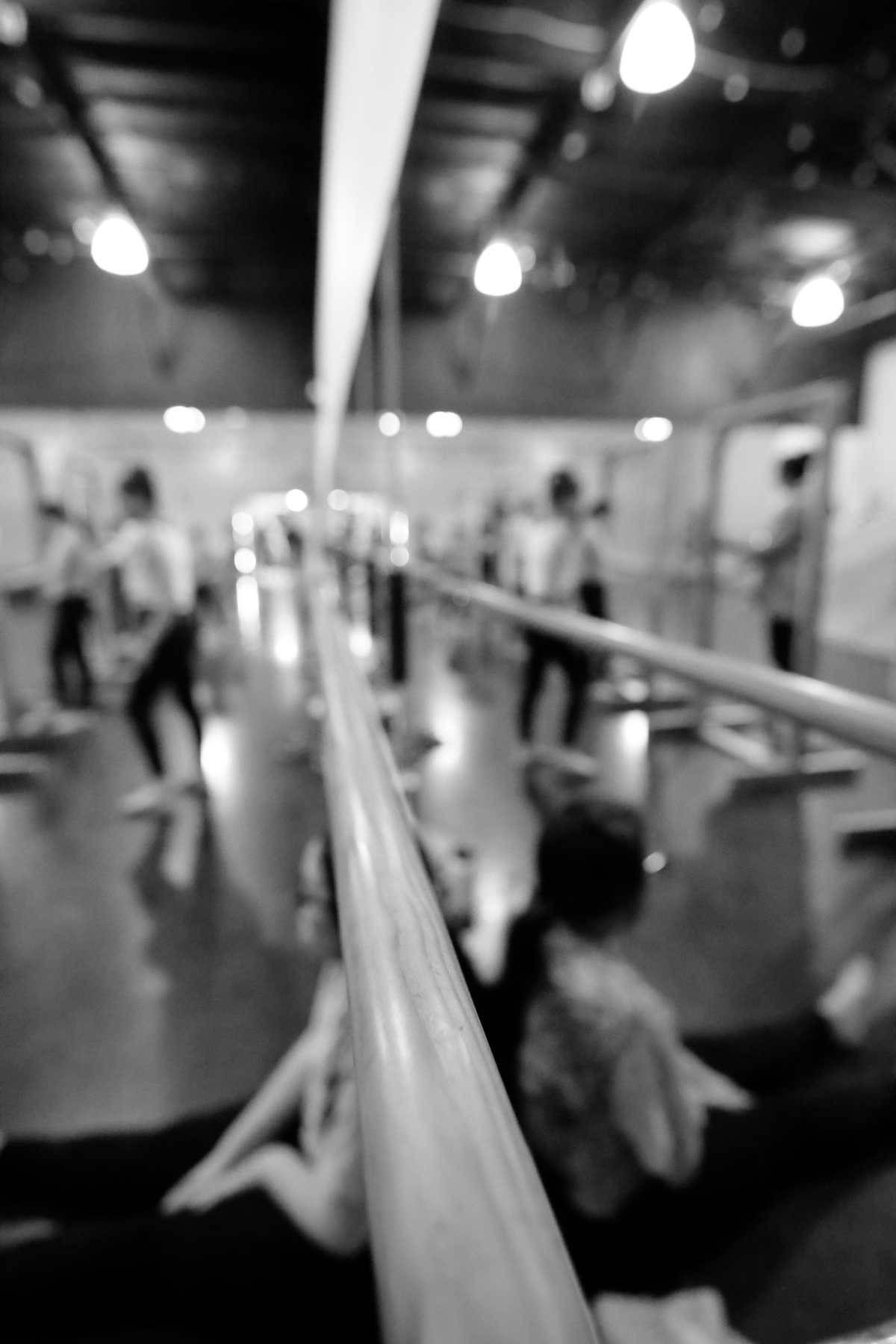 Ballet Barre Photography