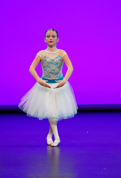 Alex doing Lyrical Ballet