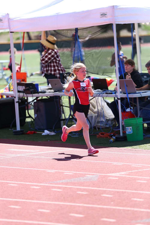 Long Distance runner Alexandra