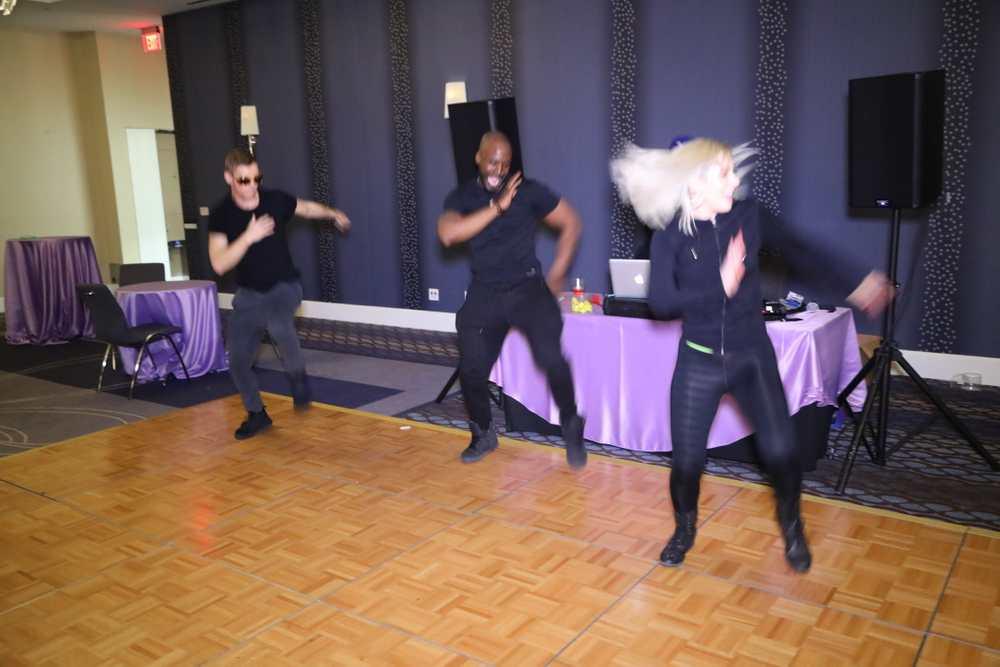 Great Bat Mitzvah Dancers