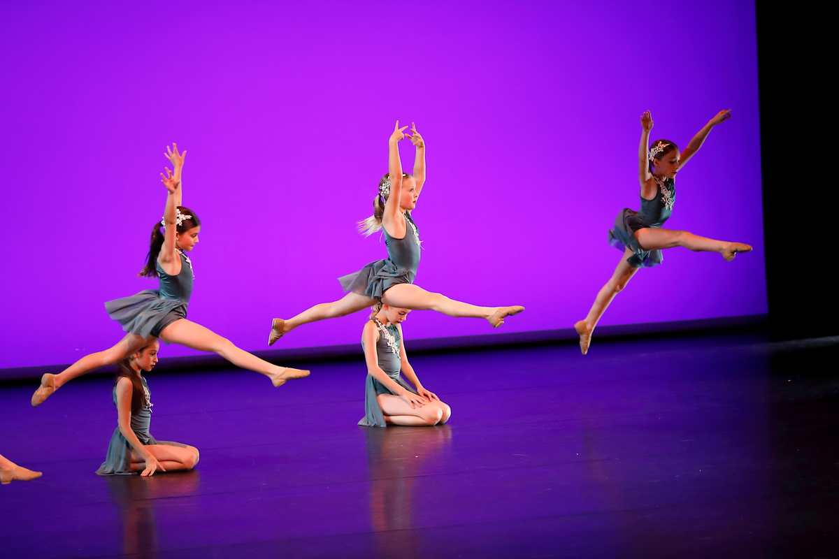 Alex at Dance Creations recital - dance photography.