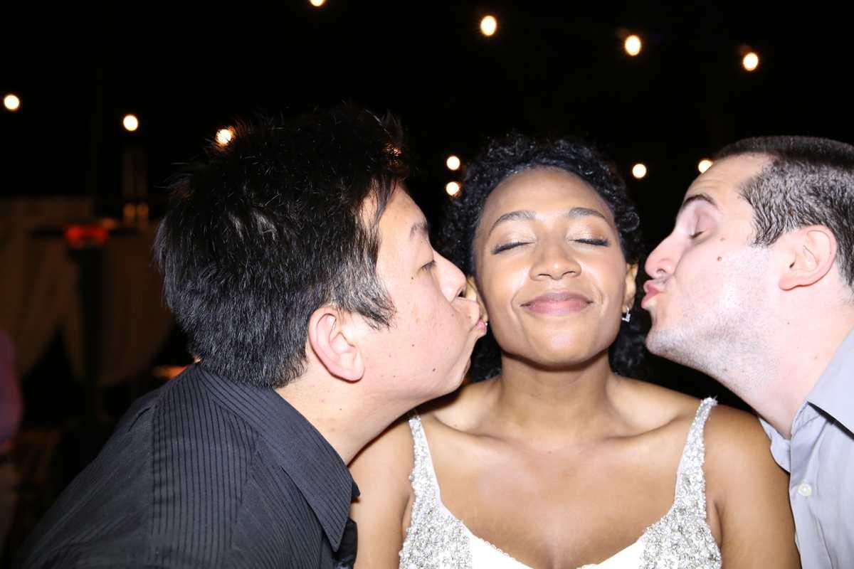 Latoya's kiss