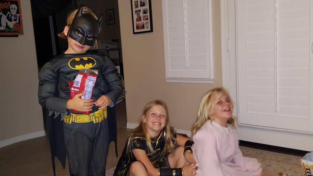 Sebby Halloween batman