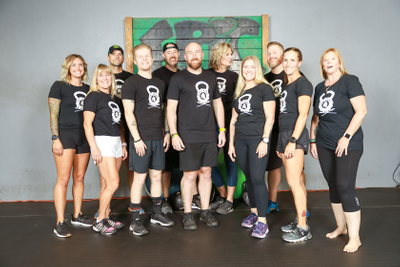 Epic Fitness group shot