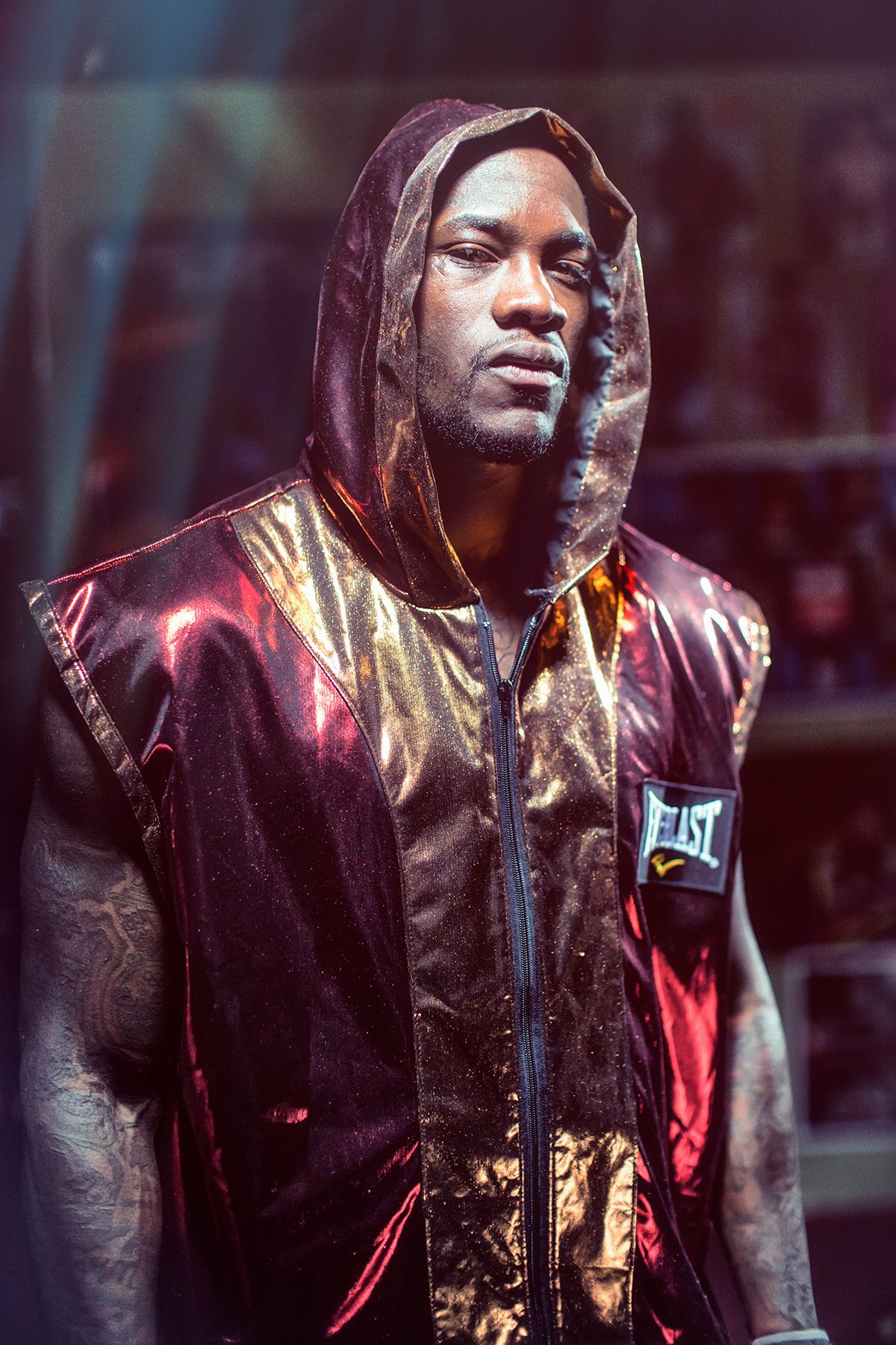 Deontay WilderWorld Heavyweight Boxing ChampionESPN