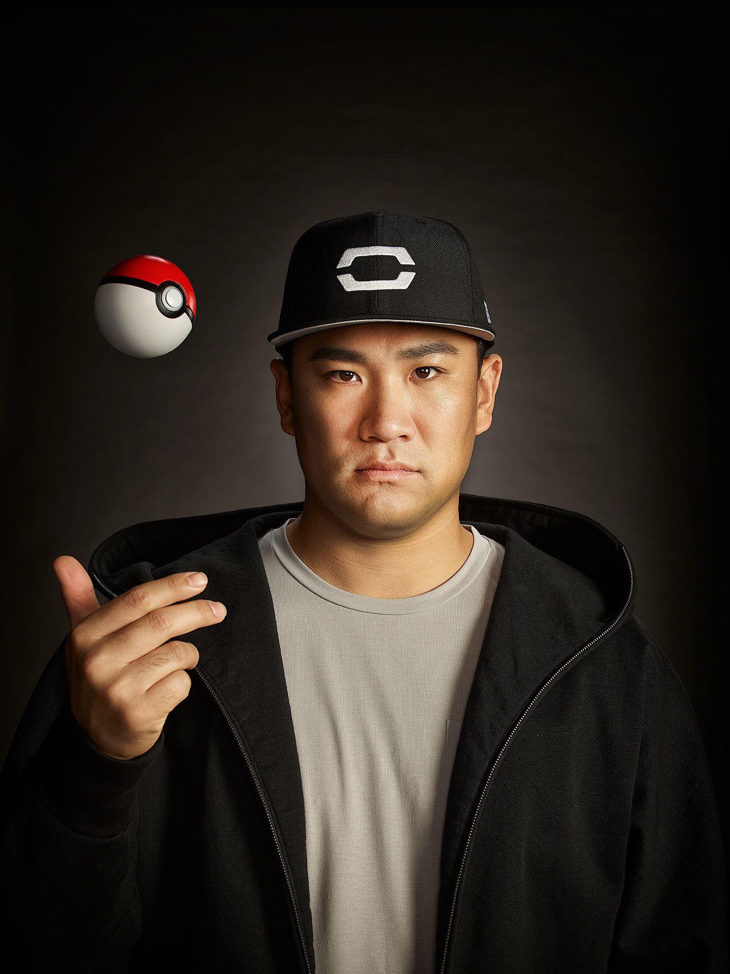 Masahiro TanakaNew York Yankees PitcherNintendo Pokemon JWT/Tokyo